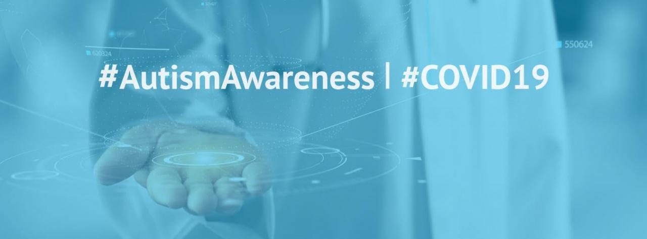 ONU - COVID-19 - Dia Mundial de Conscientização do Autismo